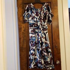 Kiyonna Party Dress